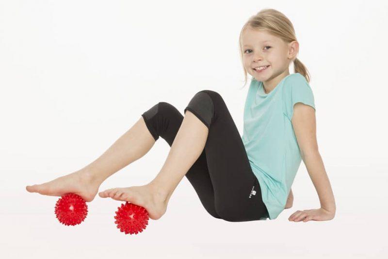 Piłka Jeż 5-9cm