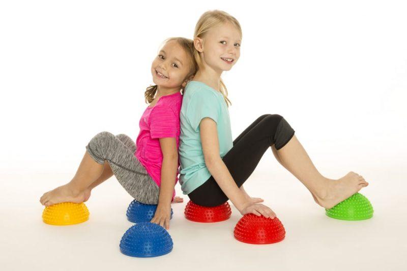 Półkula sensoryczna PÓŁJEŻ masaż stóp i ciała