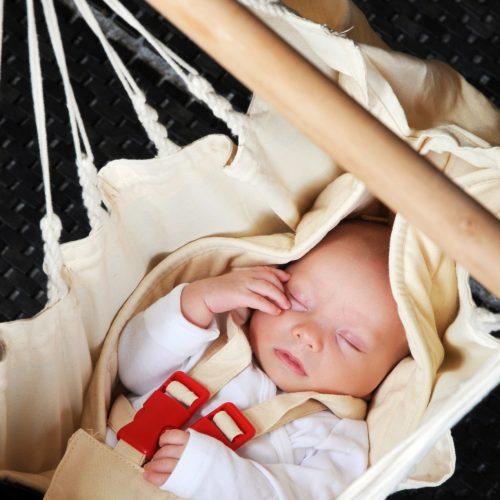 Hamak dla niemowląt