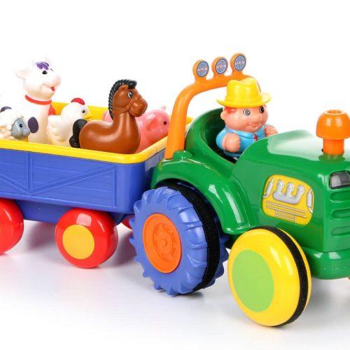 Traktor Farmera interaktywny