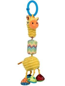 Żyrafa GABI dzwoneczek