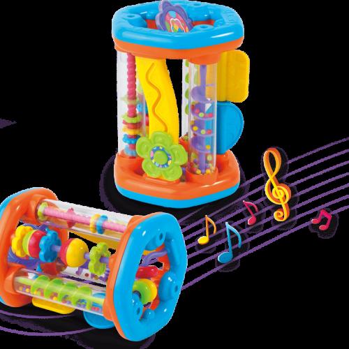 Roler muzyczna zabawka