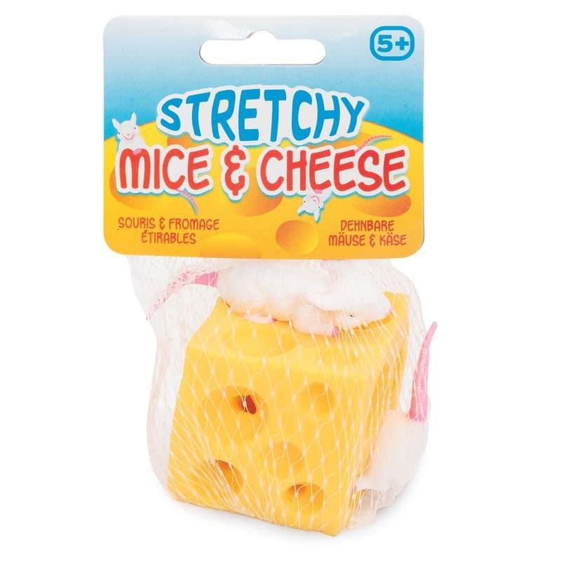 Rozciągliwy ser z myszkami