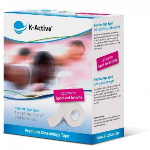 K-Active Tape 5 cm/5 m SPORT