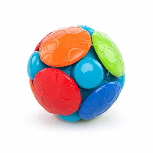 Wirująca piłka oball