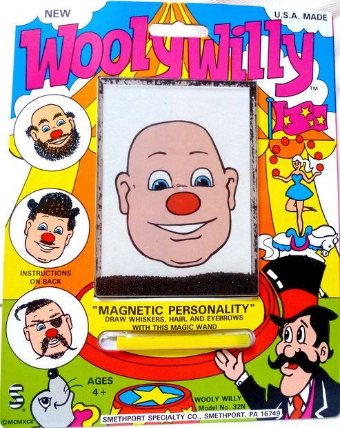 Magnetyczny Willy