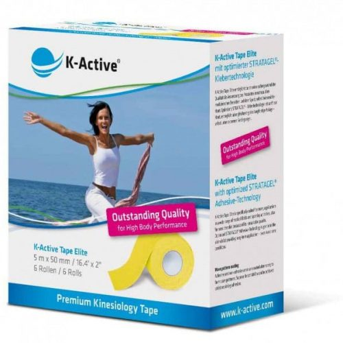 K-Active Tape 5 cm/5 m ELITE