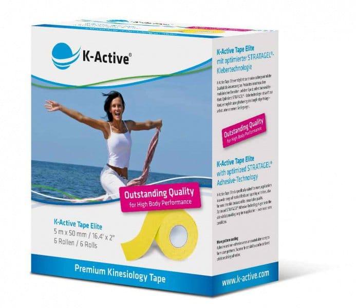 K-Active Tape 5 cm/5 m ELITE